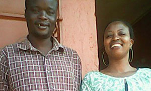 Peter and Winifred Kiunga, SHI's Literacy Program Director